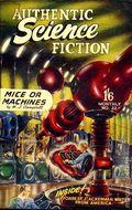 Authentic Science Fiction (1951-1957 Hamilton & Co.) 22