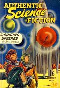 Authentic Science Fiction (1951-1957 Hamilton & Co.) 23