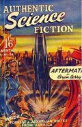 Authentic Science Fiction (1951-1957 Hamilton & Co.) 24