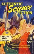 Authentic Science Fiction (1951-1957 Hamilton & Co.) 25
