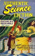 Authentic Science Fiction (1951-1957 Hamilton & Co.) 26