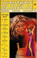 Authentic Science Fiction (1951-1957 Hamilton & Co.) 30