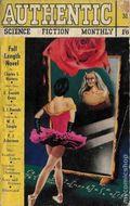 Authentic Science Fiction (1951-1957 Hamilton & Co.) 31