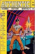 Authentic Science Fiction (1951-1957 Hamilton & Co.) 32