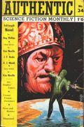 Authentic Science Fiction (1951-1957 Hamilton & Co.) 34