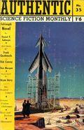 Authentic Science Fiction (1951-1957 Hamilton & Co.) 35