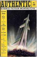 Authentic Science Fiction (1951-1957 Hamilton & Co.) 36