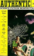 Authentic Science Fiction (1951-1957 Hamilton & Co.) 38