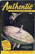 Authentic Science Fiction (1951-1957 Hamilton & Co.) 39