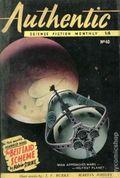 Authentic Science Fiction (1951-1957 Hamilton & Co.) 40