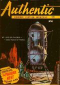 Authentic Science Fiction (1951-1957 Hamilton & Co.) 41