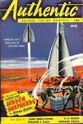 Authentic Science Fiction (1951-1957 Hamilton & Co.) 42