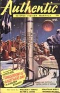 Authentic Science Fiction (1951-1957 Hamilton & Co.) 43