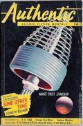 Authentic Science Fiction (1951-1957 Hamilton & Co.) 45