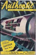 Authentic Science Fiction (1951-1957 Hamilton & Co.) 46