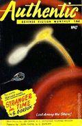Authentic Science Fiction (1951-1957 Hamilton & Co.) 49
