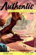 Authentic Science Fiction (1951-1957 Hamilton & Co.) 50