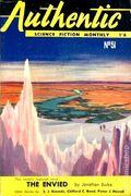 Authentic Science Fiction (1951-1957 Hamilton & Co.) 51