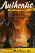 Authentic Science Fiction (1951-1957 Hamilton & Co.) 52