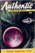 Authentic Science Fiction (1951-1957 Hamilton & Co.) 54