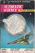 Authentic Science Fiction (1951-1957 Hamilton & Co.) 61