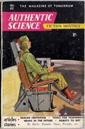 Authentic Science Fiction (1951-1957 Hamilton & Co.) 62