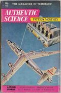Authentic Science Fiction (1951-1957 Hamilton & Co.) 63