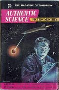 Authentic Science Fiction (1951-1957 Hamilton & Co.) 67