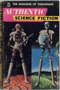 Authentic Science Fiction (1951-1957 Hamilton & Co.) 69