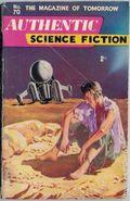 Authentic Science Fiction (1951-1957 Hamilton & Co.) 70