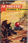 Authentic Science Fiction (1951-1957 Hamilton & Co.) 74