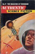 Authentic Science Fiction (1951-1957 Hamilton & Co.) 77
