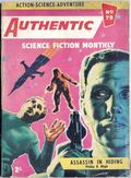 Authentic Science Fiction (1951-1957 Hamilton & Co.) 79