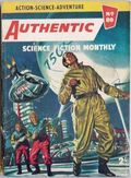 Authentic Science Fiction (1951-1957 Hamilton & Co.) 80