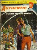 Authentic Science Fiction (1951-1957 Hamilton & Co.) 81