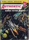 Authentic Science Fiction (1951-1957 Hamilton & Co.) 82