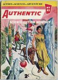 Authentic Science Fiction (1951-1957 Hamilton & Co.) 83