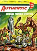 Authentic Science Fiction (1951-1957 Hamilton & Co.) 84