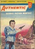 Authentic Science Fiction (1951-1957 Hamilton & Co.) 85