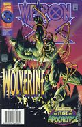 Wolverine (1995 Meteor Press) South Africa Reprints 7