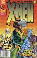 Astonishing X-Men (1996 Meteor Press) South African Reprints 9