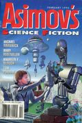 Asimov's Science Fiction (1977-2019 Dell Magazines) Vol. 19 #2