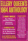 Ellery Queen's Anthology (1960-1989 Davis Publications) 6