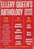 Ellery Queen's Anthology (1960-1989 Davis Publications) 9