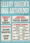 Ellery Queen's Anthology (1960-1989 Davis Publications) 10