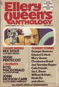 Ellery Queen's Anthology (1960-1989 Davis Publications) 33