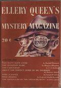 Ellery Queen's Mystery Magazine (1941-Present Davis-Dell) Vol. 1 #1