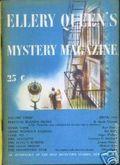Ellery Queen's Mystery Magazine (1941-Present Davis-Dell) Vol. 3 #1