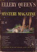 Ellery Queen's Mystery Magazine (1941-Present Davis-Dell) Vol. 4 #12