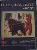 Ellery Queen's Mystery Magazine (1941-Present Davis-Dell) Vol. 6 #23